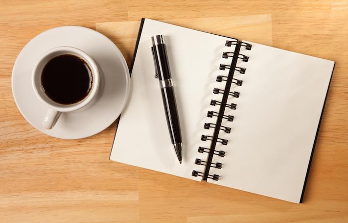 notebookcoffee