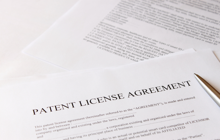 Google's groundbreaking patent license agreement alludes to the importance of brand awareness through PR and content marketing.