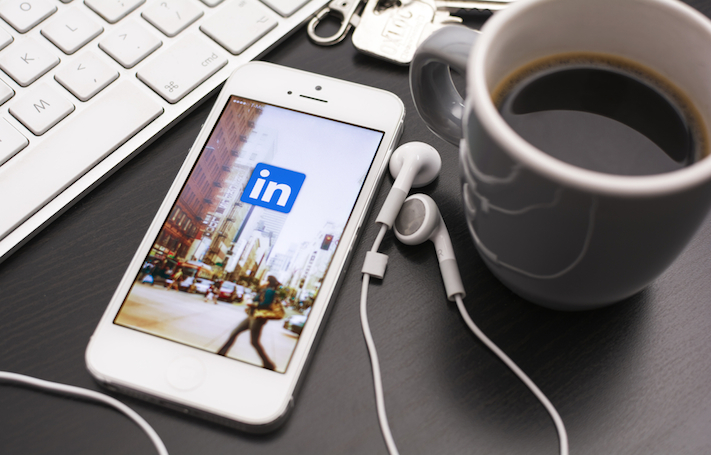 Use LinkedIn's publishing to feature to publish high-quality content on your industry.