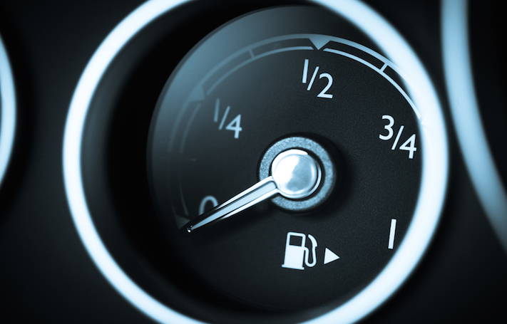 Step on the gas with your content marketing efforts. Remember to refuel because thought leadership takes time.