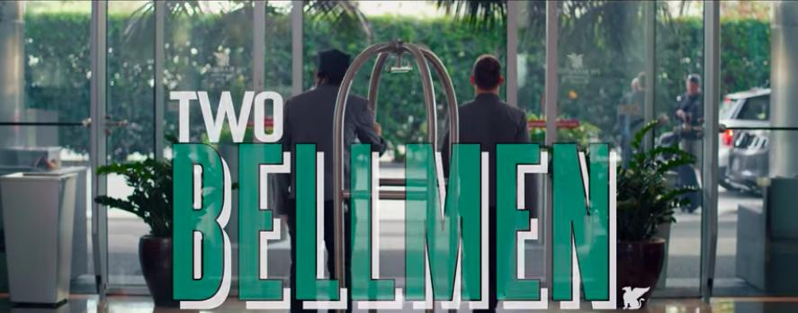 Marriott Two Bellmen Video