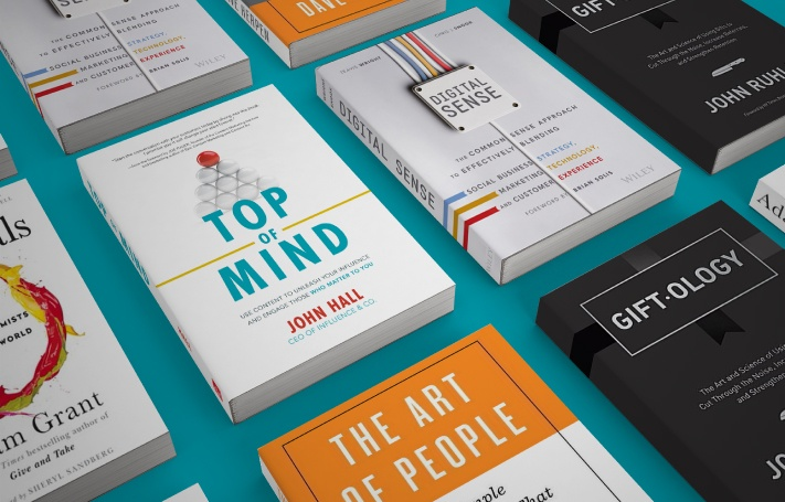 Top 5 Marketing Books That Make Great Gifts