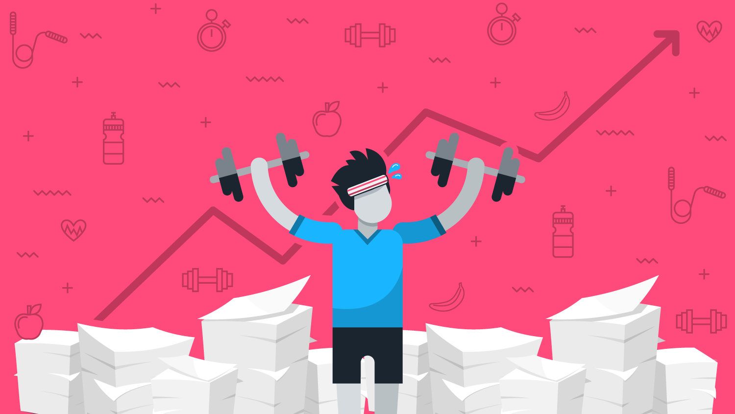 Build Your Body (of Work) With a Content Marketing Personal Trainer