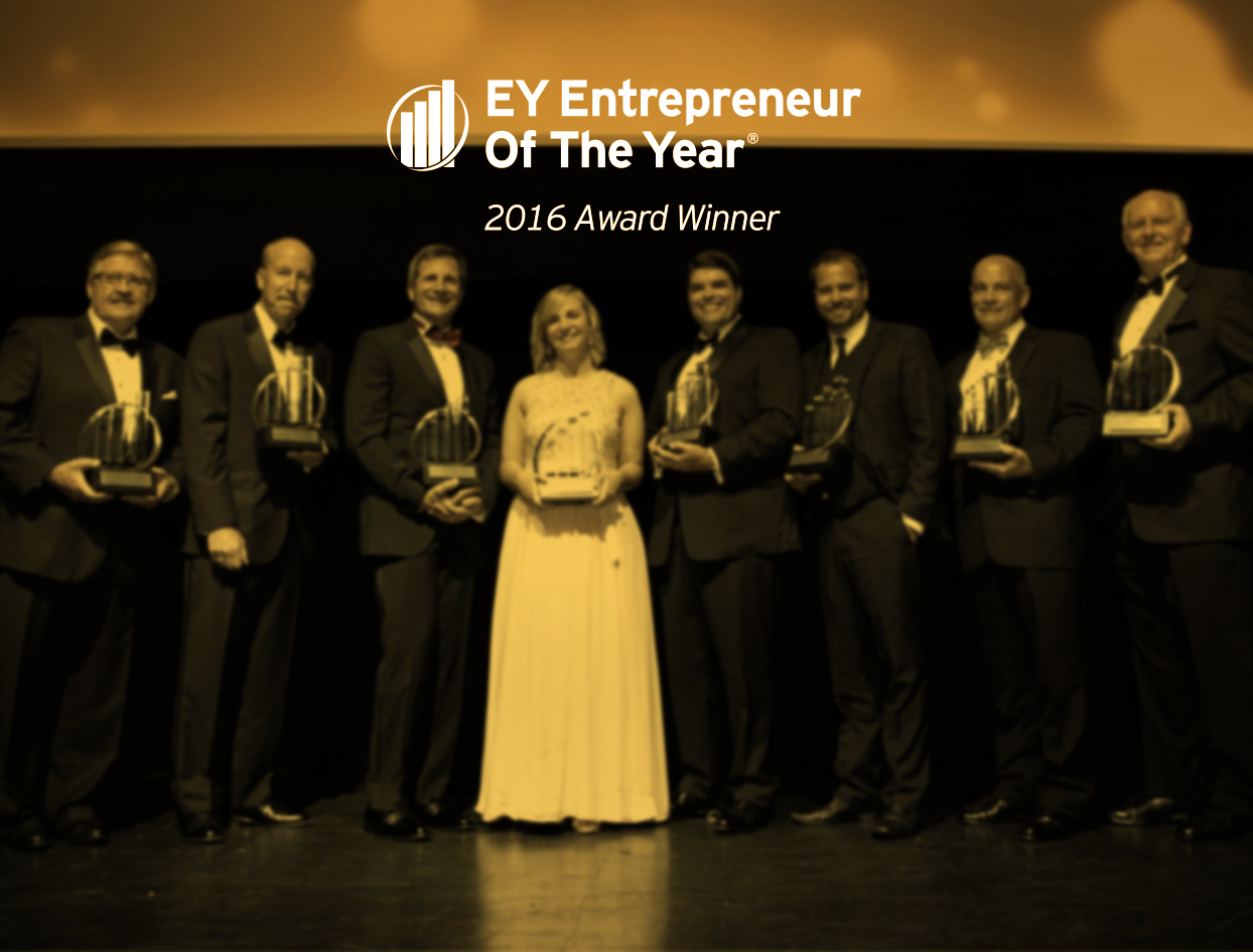 Influence & Co. Founders Receive EY Entrepreneur Of The Year 2016 Award for Best Emerging Company