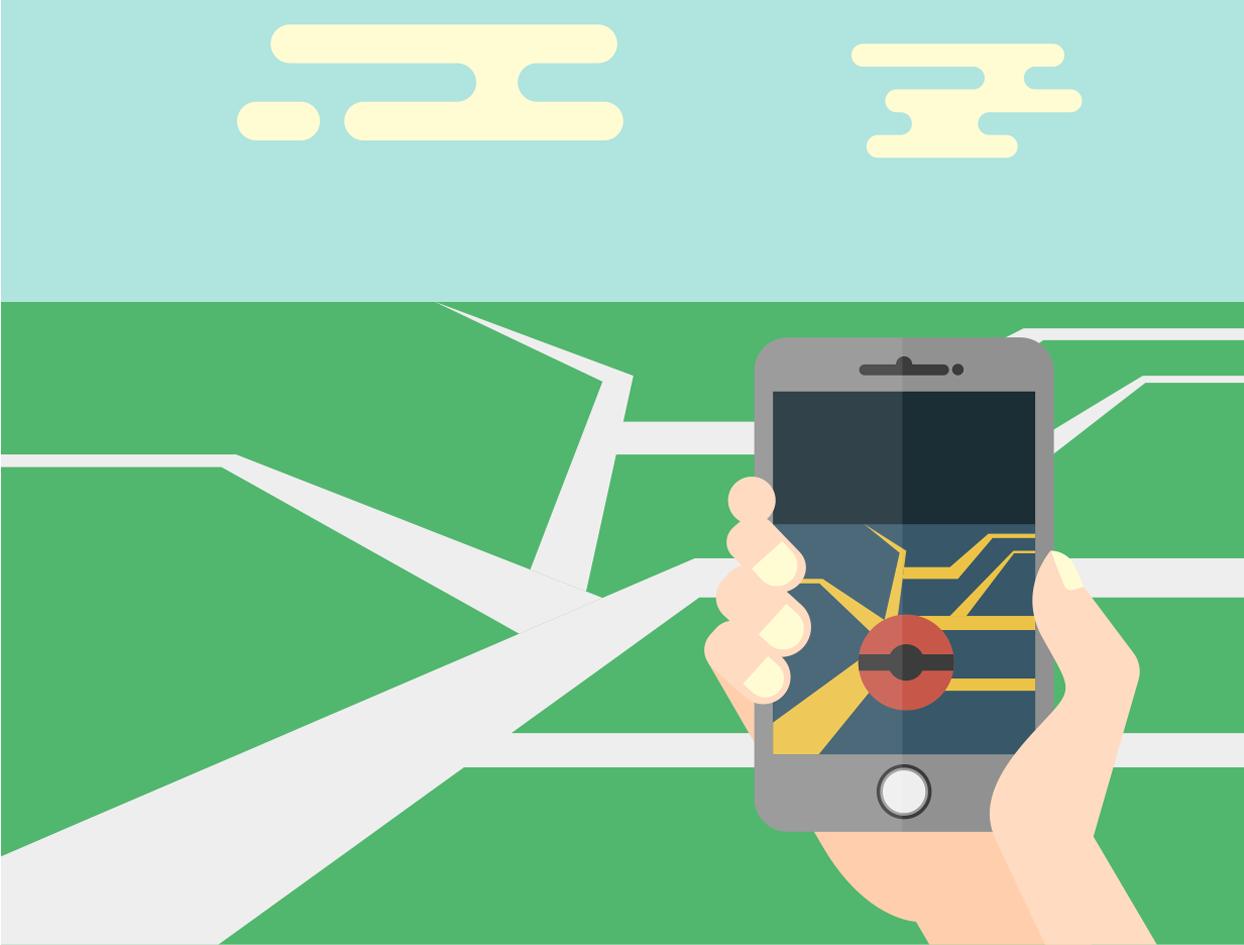 How 'Pokémon GO' Is Revolutionizing the App Game