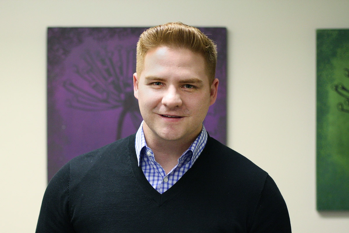 Picture of Daniel Trivinos