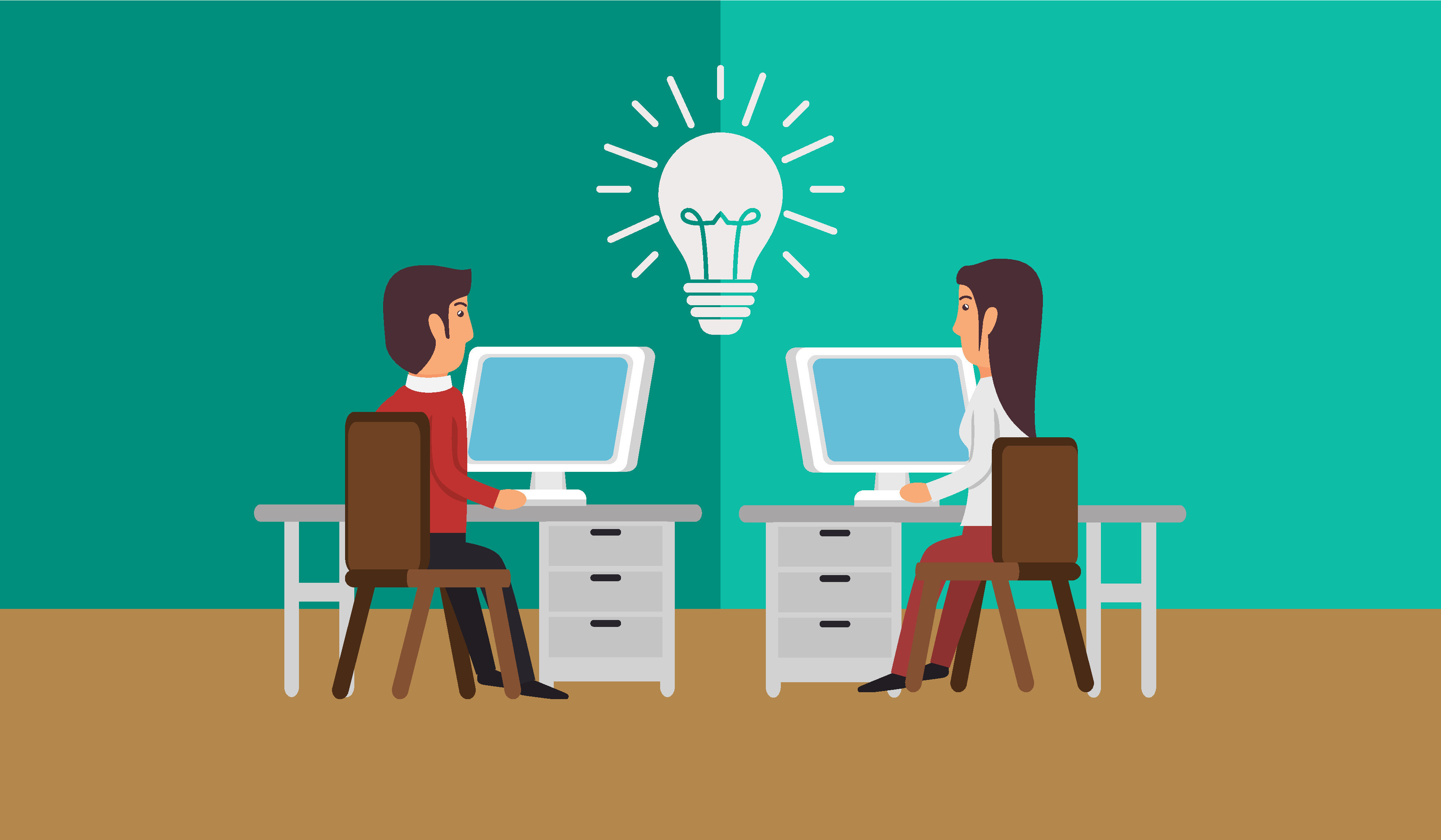 How Editors and Authors Can Work Together to Make Content Marketing Magic