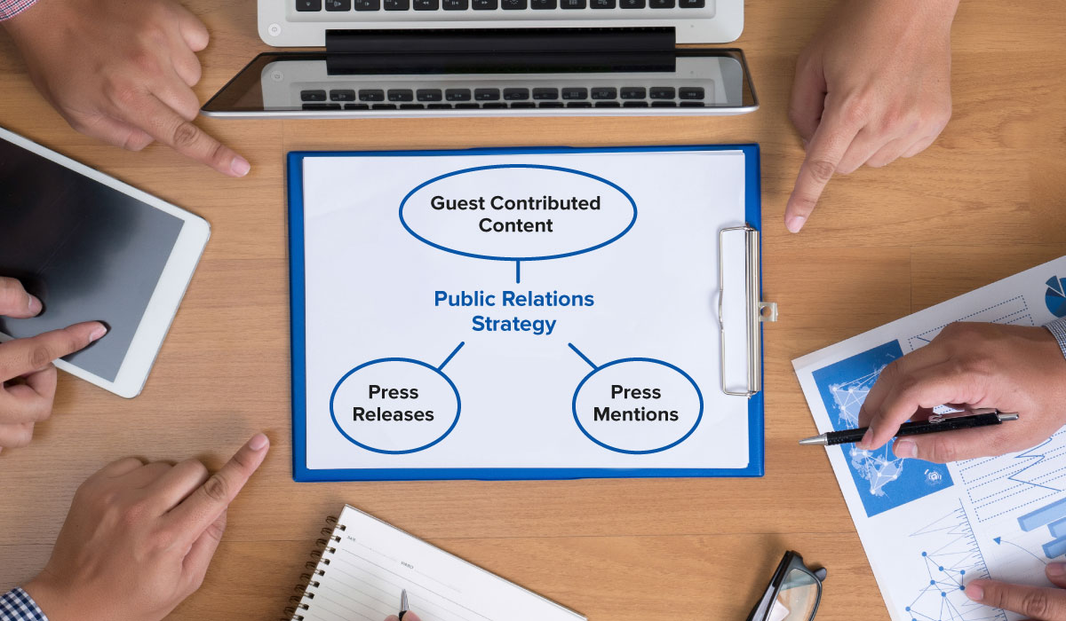 Your PR Strategy Needs These Three Pieces of Content