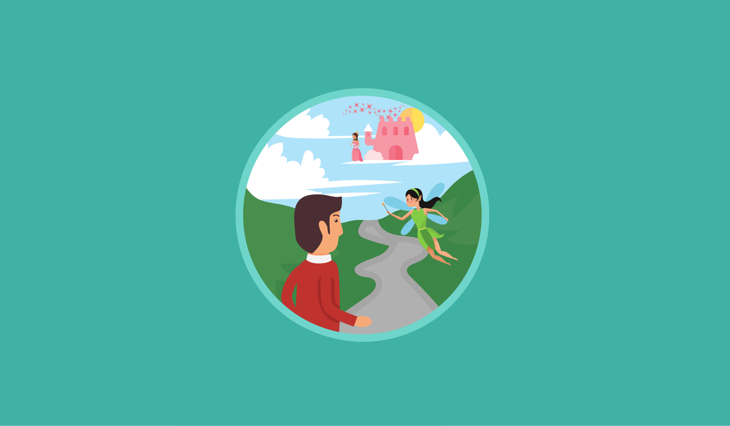 How to Make Your Buyer's Journey a Fairy Tale